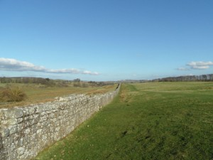 Birdoswald towards Gilsland